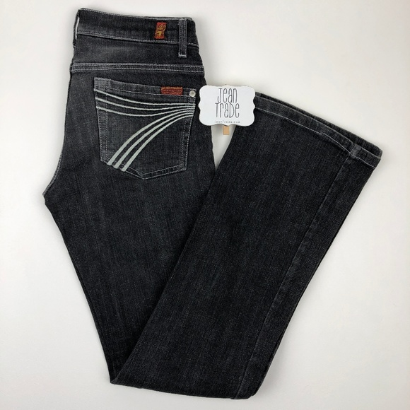 7 for all Mankind Denim - 7 for all mankind dojo jeans 28x31.5